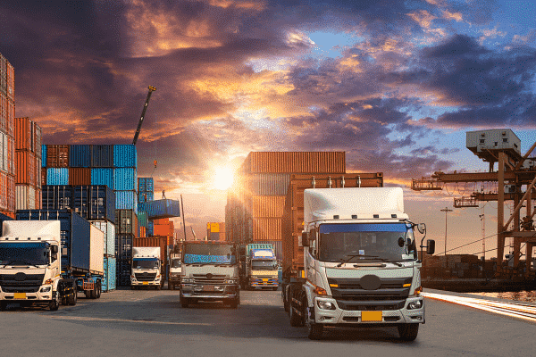 Harmonised message structures for transport & logistics