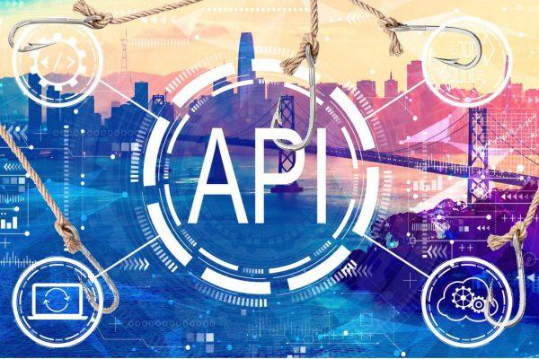 API eingehakt mit Webhooks